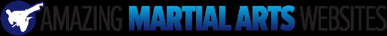 Amazing Martial Arts Websites logo